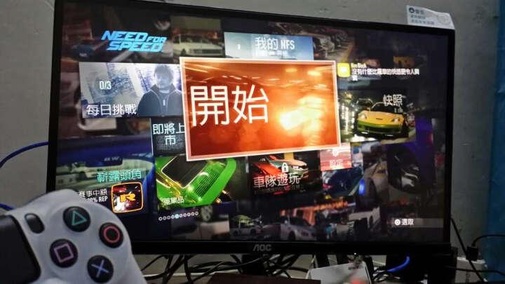 Sony 索尼 PS4 系列  PS4游戏机 支持 PSVR 3D虚拟现实设备 港版 Pro 黑色 1TB单手柄 +使命召唤13 中文游戏光盘 晒单图