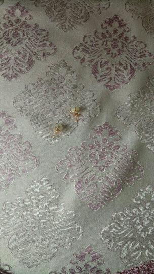 石瑾记和田玉耳钉戒指女款925银首饰套装 附证书 套装 晒单图