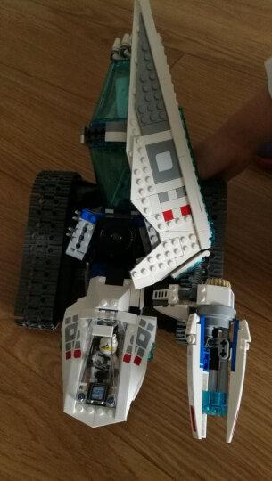 【X量贩】乐高(LEGO)积木 幻影忍者TH 70590 飞车忍者战斗场 晒单图