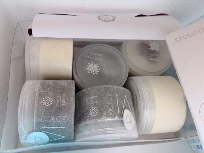 VIVI DOLCE 意式手工冰淇淋 享用这份爱 660g(6*110g) 晒单图