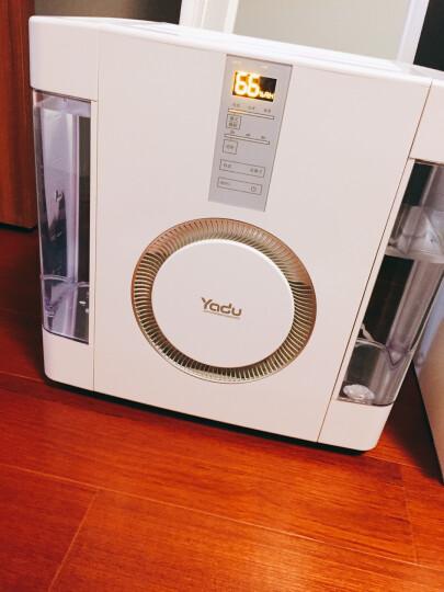 亚都(YADU) 空气加湿器家用静音卧室办公室婴儿纯净型蒸发式加湿器大J361WiFi 白色 晒单图