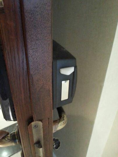 三星Samsung电子锁智能门锁密码锁家用防盗门锁辅助锁SHS-1321 晒单图
