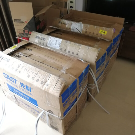 飞利浦(PHILIPS)32PHF3222/T3 32英寸高清LED液晶平板电视机 显示器 高清新款+标配底座 晒单图