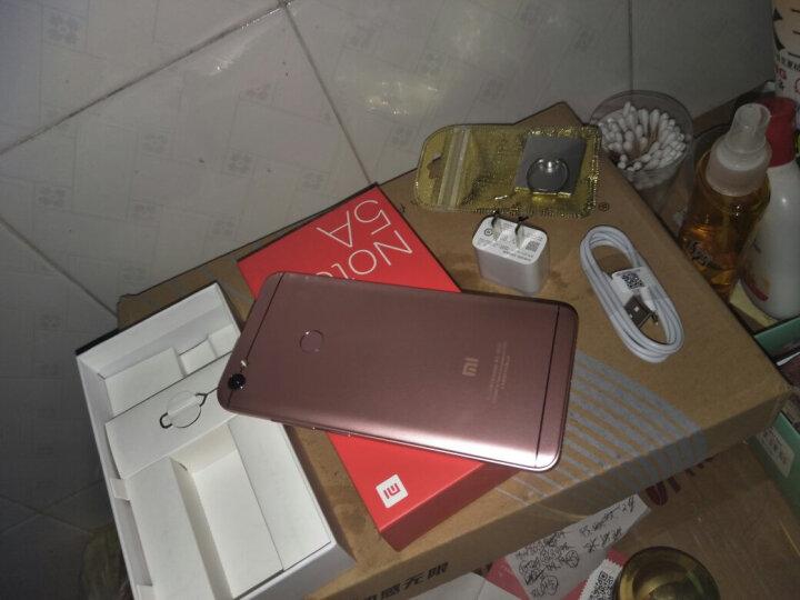 小米(MI) 红米Note5A 手机 全网通 粉色 (3G RAM+32G ROM) 晒单图