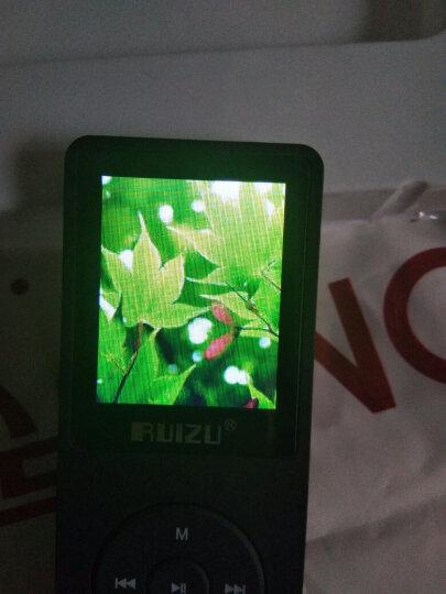 锐族(RUIZU)X02 8G 玫瑰金 发烧级高音质HIFI无损MP3/MP4学生录音笔 晒单图