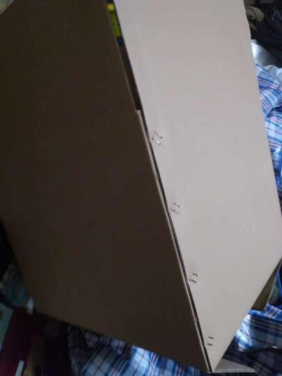 QDZX纸箱50*40*40cm搬家纸箱子打包快递储物箱整理箱收纳箱纸箱收纳盒包装箱行李箱 无扣手1个装 50X40X40 晒单图