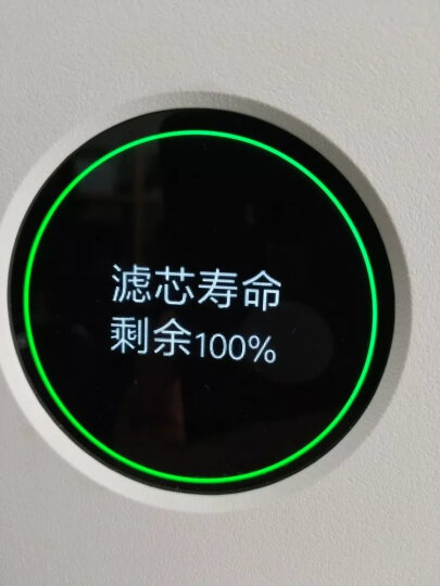 小米(MI)空气净化器滤芯 除甲醛增强版 小米空气净化器1代、2代通用 小米净化器滤芯经济版 晒单图