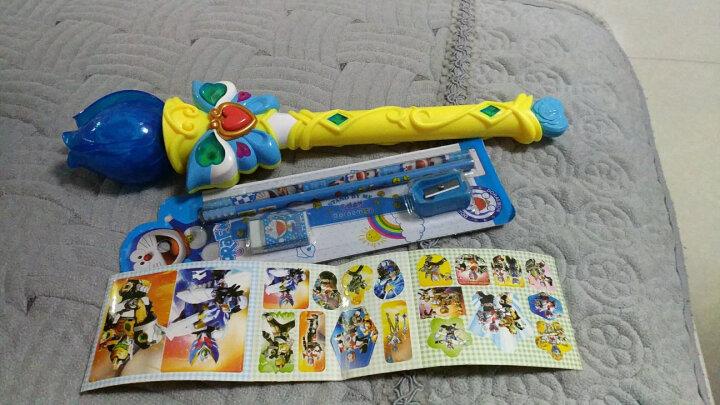 巴拉拉小魔仙玩具巴啦啦美雪贝贝手机魔法钢琴变身器魔法棒套装 巴拉拉小魔仙丨美琪魔法棒 晒单图