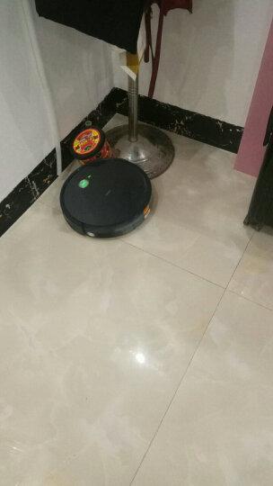 海尔(Haier)M2智能湿拖扫地机器人家用全自动超薄洗擦扫拖地一体机1800帕吸力吸尘器吸小米粒 晒单图