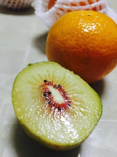 【雅安馆】四川 皇帝柑20个装 单果约100g 柑橘子贡柑桔子水果 晒单图