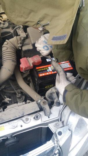GS 电池 统一电池 汽车电瓶蓄电池12v 以旧换新上门安装 55D23LMFZ赛拉图雅阁2.4花冠 晒单图
