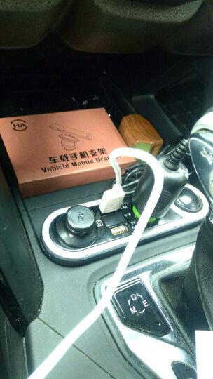 红频果广汽传祺gs4车充传奇改装专用车载充电器一拖三usb多功能智能USB GS4专用车充 晒单图