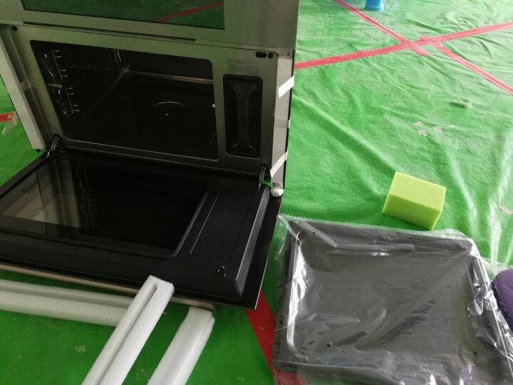 德国巴科隆(BAKOLN)蒸箱烤箱电蒸烤箱嵌入式家用28L容量多功能蒸烤炉蒸烤二合一体机BK56A 晒单图