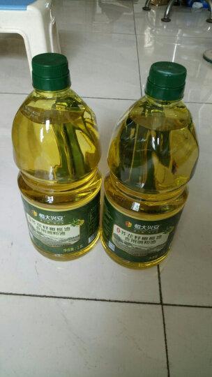 恒大兴安 清香芥花籽橄榄油1.8L 晒单图
