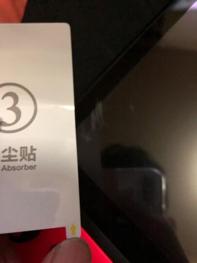 闪魔 任天堂钢化膜 NS全屏防爆指纹玻璃游戏机Nintendo Switch贴膜 任天堂【加强版^电镀双倍抗指纹】2片装 晒单图