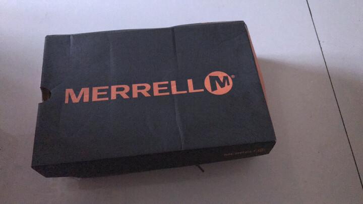 迈乐(Merrell) MERRELL迈乐低帮轻装徒步鞋耐磨透气男款休闲鞋J342280C 灰色 42 晒单图