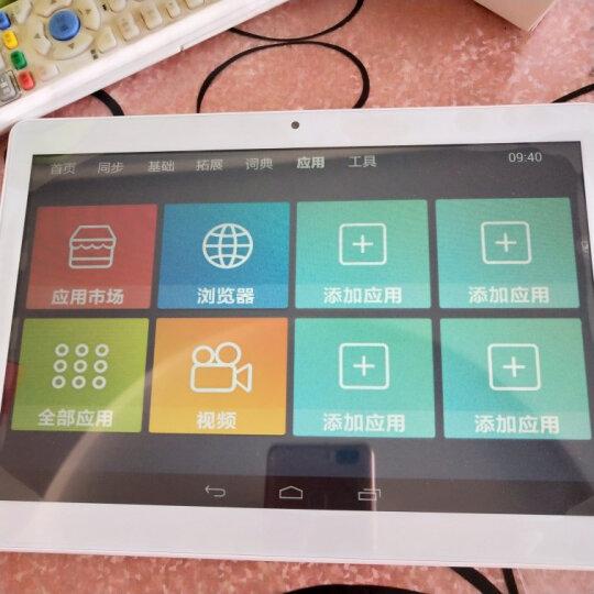 小霸王 八核学习机4G通话2G+32G儿童学生平板电脑家教机电子词典小学初中高中同步点读机 小霸王八核K10plus(2G+32G) 晒单图