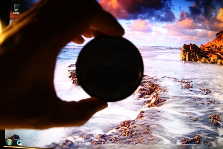 耐司(NiSi)CPL 62mm 圆形偏光镜  增加饱和度 提高画质 玻璃材质 单反滤镜 风光摄影 晒单图