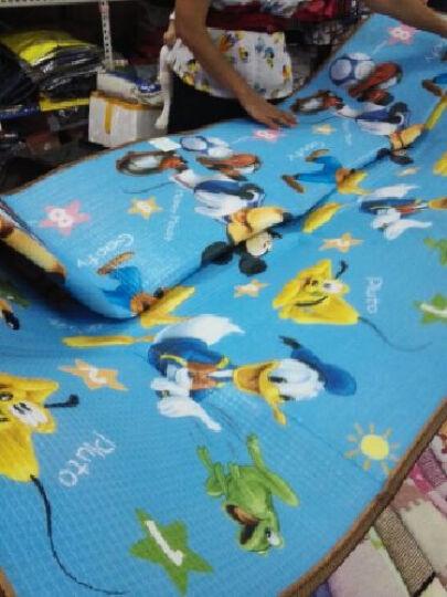 Disney迪士尼爬行垫宝宝双面加厚婴儿爬爬垫 维尼多彩世界+米奇爱运动 200*180*1.2cm 晒单图