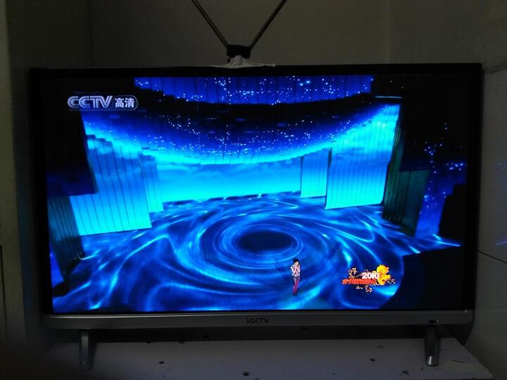 KKTV K32 康佳 32英寸64位33核智能高清WiFi网络平板液晶电视机 晒单图