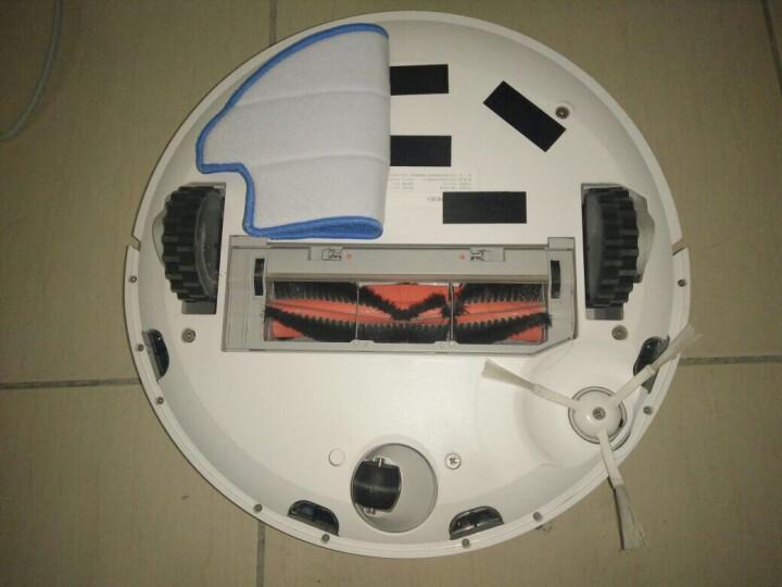 米家 小米扫地机器人 吸尘器家用 激光导航 1800Pa大吸力 毛发防缠绕 米家APP智能互联 晒单图