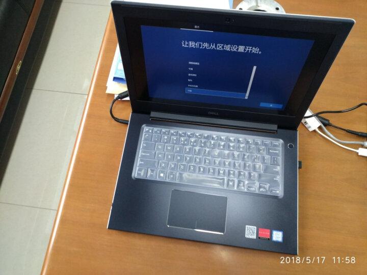 戴尔(DELL) 成就 14英寸商务办公轻薄本 学生上网本 手提笔记本电脑 银灰色I5-8250U四核 AMDR530独显2G 16G内存 1TB机械+128G固态 定制 晒单图