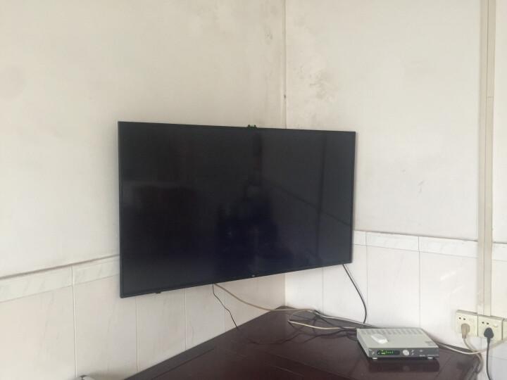 乐歌 (50-60英寸)S12气弹簧电视挂架 电视机支架 旋转伸缩壁挂 电视架子 50/55英寸小米夏普飞利浦海信TCL 晒单图