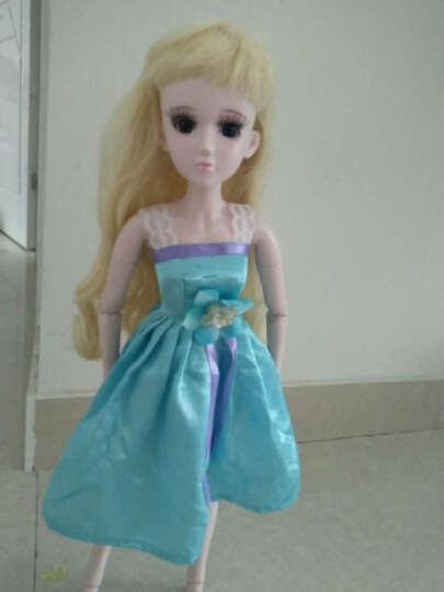 叶罗丽 玩具娃娃生日礼物娃娃洋娃娃女孩玩具 草莓蛋糕(2套衣服+1双鞋子) 晒单图