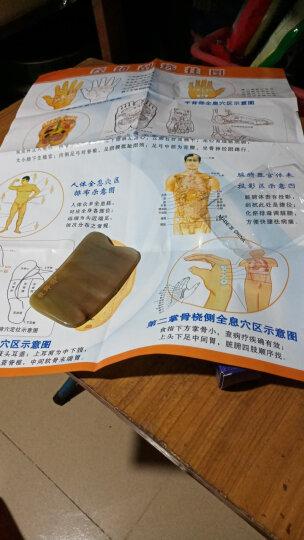 梳师傅 天然白牦牛角刮痧板 刮痧片 全身通用按摩 面部美容腿部刮痧 免费刻字 包邮 晒单图