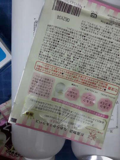 日本 牛乳石碱(cow)玫瑰牛奶入浴剂 50g/袋(淡雅清香) 晒单图
