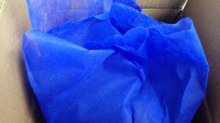 UGO韩国正品天然星空石男士轻奢水晶法式衬衫袖扣袖钉衬衣袖口扣情人节丝带礼盒包装定制刻字礼物 晒单图