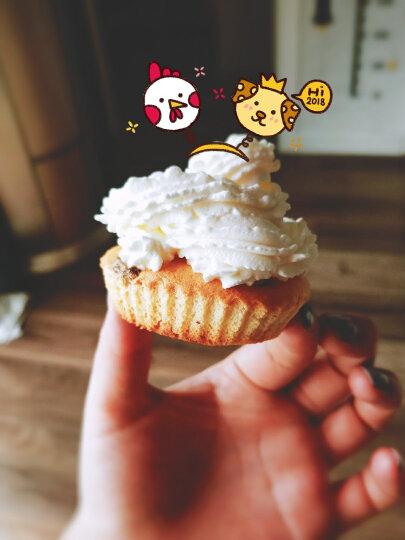 【巧厨烘焙_雀巢全脂牛奶1L】咖啡打奶泡 蛋糕饼干甜品材料餐饮用 晒单图