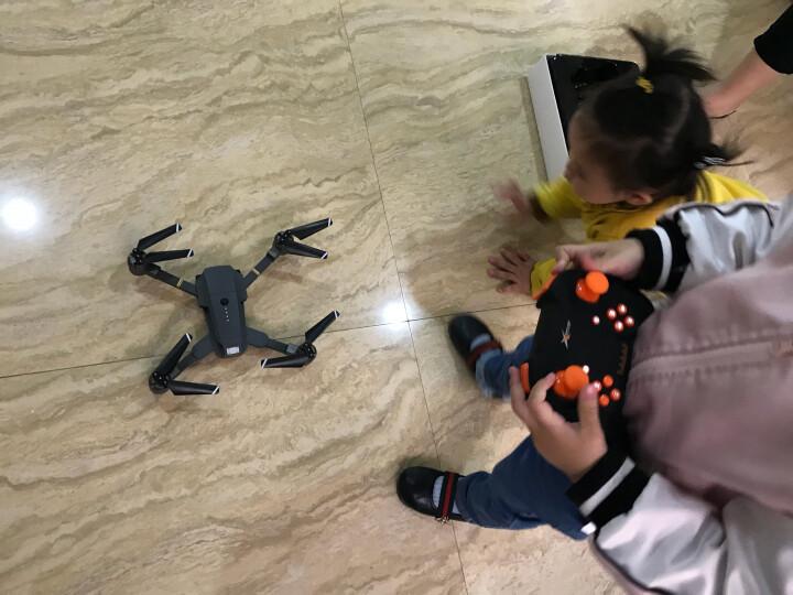 雅得XT-1航拍无人机 儿童玩具遥控飞机直升机 高清折叠四轴飞行器航模男孩 XT-1【普通版无航拍】 晒单图