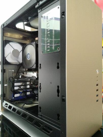 乔思伯(JONSBO)UMX4 标准版 银色 中塔式机箱(支持ATX主板/全铝外壳/ATX电源/长显卡) 晒单图