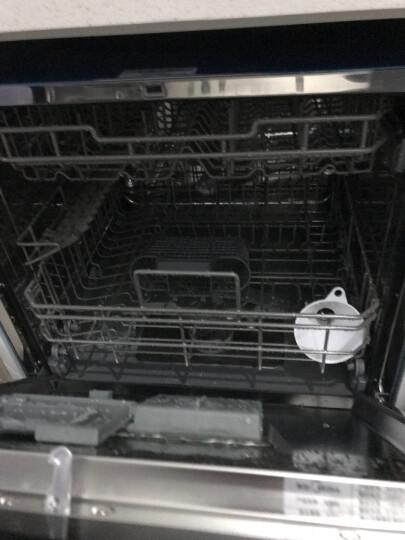 美的(Midea)8套 8大洗涤程序 全自动智能除菌嵌入式家用洗碗机 WQP8-3905-CN 晒单图