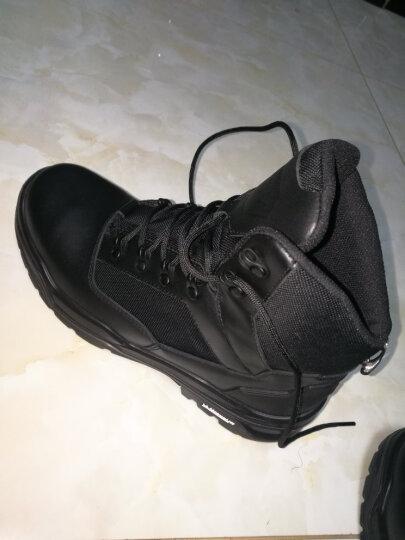 龙牙(Dragon Tooth) 龙牙城市猎人战术通勤靴登山鞋男户外登山靴 秋冬男士运动鞋铁血君品 黑色 42 晒单图