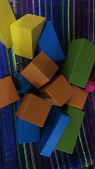 小学数学几何体教具立体模型正方长方体圆锥几何形状积木制教具 平行四边形3粒 晒单图