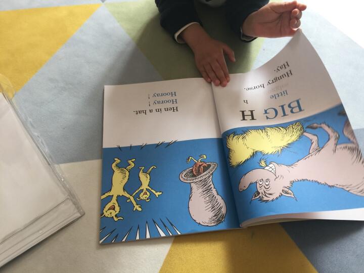 苏斯博士 经典绘本 12本大开本 Dr Seuss Big Book 晒单图