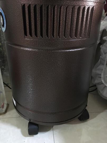 Allerair 加拿大欧乐进口空气净化器除甲醛PM2.5雾霾家用办公室实验室5000V 空气净化器 砂岩色 晒单图