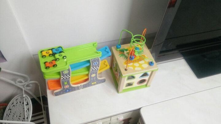 铭塔儿童益智玩具箱 婴儿绕珠串珠男孩女孩宝宝6-12个月木质制 启蒙早教智力0-1-2-3周岁 晒单图