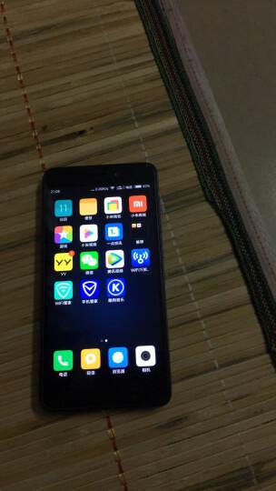 小米 红米 4A 移动合约版 2GB内存 16GB ROM 深空灰 移动联通电信4G手机 双卡双待 晒单图
