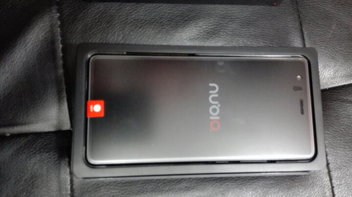 努比亚(nubia)Z17 无边框 曜石黑 8GB+64GB 全网通 移动联通电信4G手机 双卡双待 晒单图