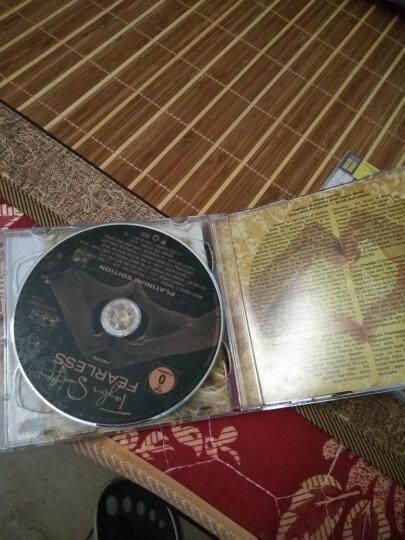 泰勒·史薇芙特:放手去爱 白金庆功版 (14再版)( CD+DVD) 晒单图