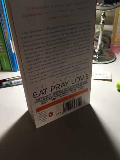 英文原版 一辈子做女孩 Eat Pray Love 晒单图