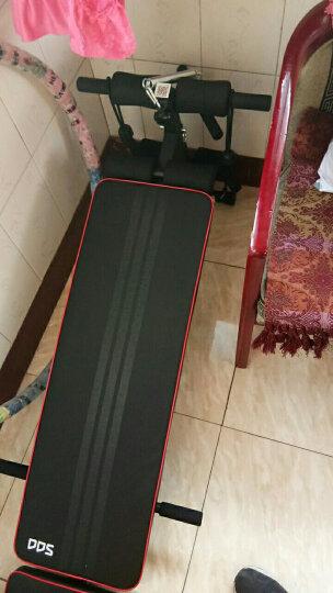 多德士(DDS) 家用健身器材 仰卧板 仰卧起坐收腹机仰卧板 多功能收腹器健身板 TK119S 晒单图