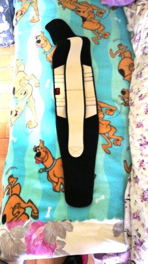 李宁(LI-NING) 运动护腰带男女健身防护腰保暖带适用场景 腰脊劳损 腰椎间盘突出护具收腹带健身 米色966-1 L码(适合93-105cm) 晒单图