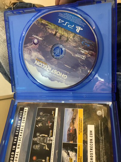 索尼(SONY) PS4Slim Pro正版游戏软件光盘精选大作 使命召唤14 战地 怪物猎人世界 使命召唤13 标准版  繁体中文 晒单图