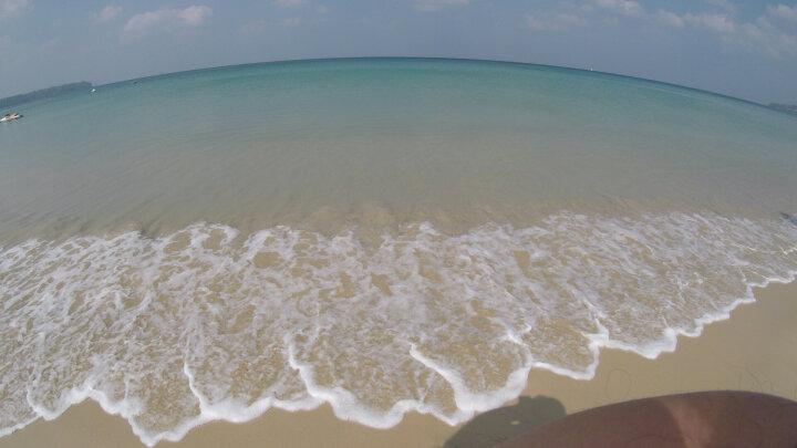 GoPro hero5 4K高清户外运动相机 语音控制 防抖防水 水下潜水运动摄影机 官方标配+原装电池增强套装 晒单图