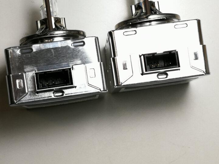 飞利浦(PHILIPS)HID氙气灯头D1S汽车灯泡大灯远光灯近光灯单支装 35W 4200K 匹配原车光色 精准光型不炫目 晒单图