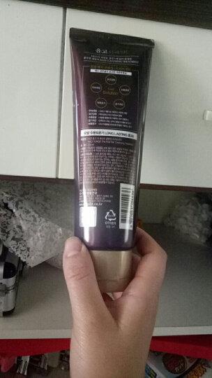 LG 韩国 YUNGO润膏洗发水护发素二合一 持久润泽 无硅油洗发水 爱茉莉护发精油70ml 晒单图